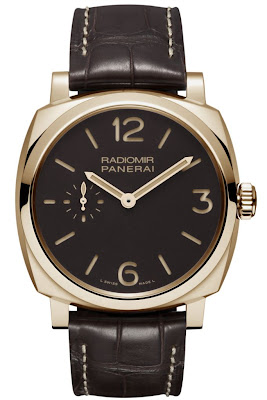 PANERAI RADIOMIR 1940 ORO ROSSO - 42mm, Reference: PAM00513