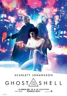 Trailer Film Ghost in the Shell 2017