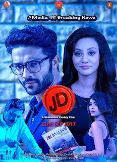 J.D. (2017) Hindi Movie HDTVRip   720p   480p
