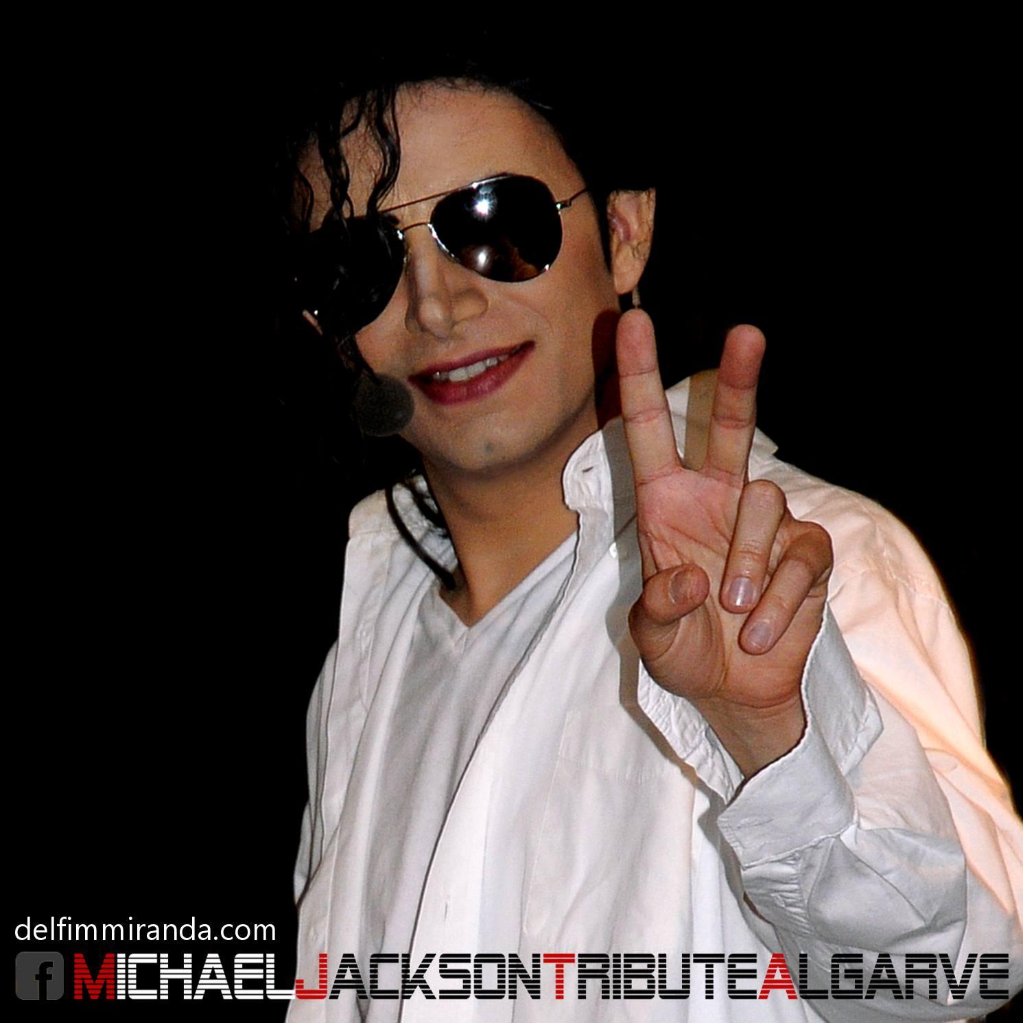 Delfim Miranda as Michael Jackson - Tribute act and impersonator