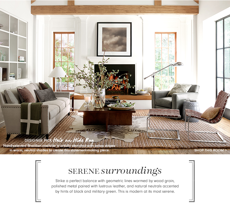 William Sonoma Home Lighting: Simple Details: Inspired By Williams Sonoma Home