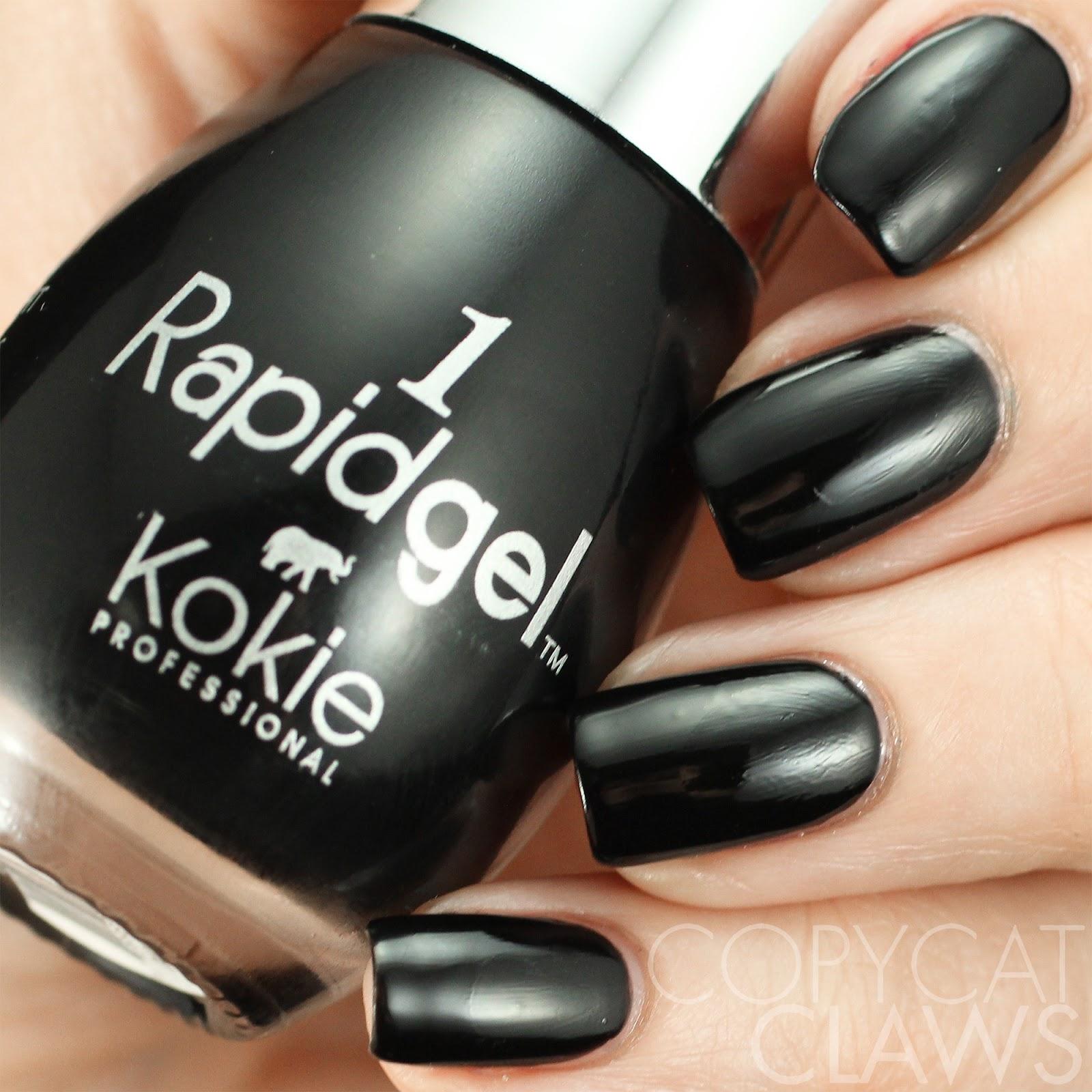 Copycat Claws: Kokie Cosmetics Nail Polish Review