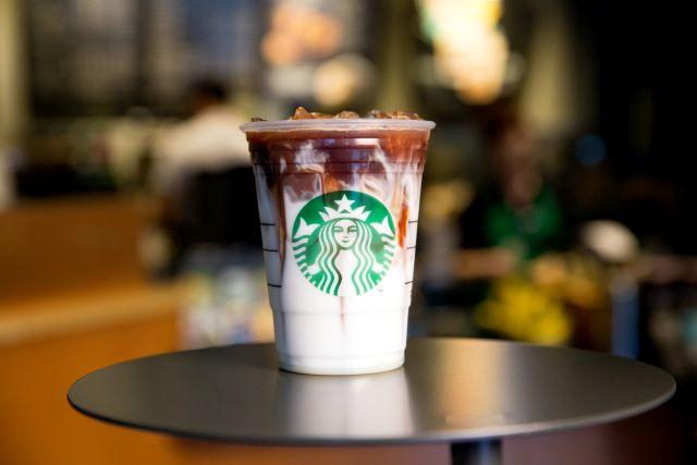 Starbucks Highlights New Iced Coconut Milk Mocha Macchiato
