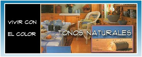 decorar con tonos naturales