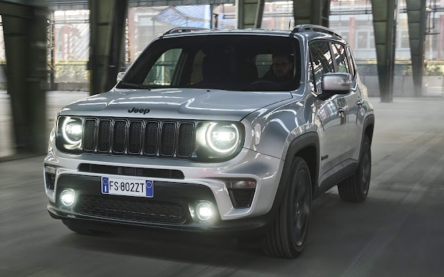 Novo Jeep Renegade 2019 S
