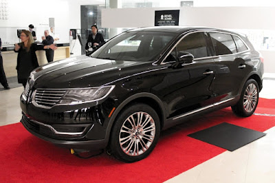 2016 Lincoln MKX SUV Hd Images