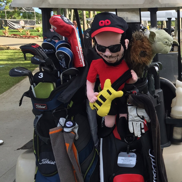 Custom Golf Headcovers And Puppets Dress Up Your Golf