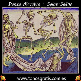 Danza macabra; cuadro de la «Danza de la Muerte», de Michael Wolgemut