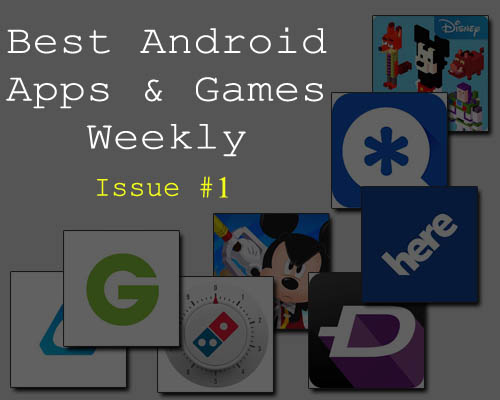 8 Best Android Apps & Games for This Week #1