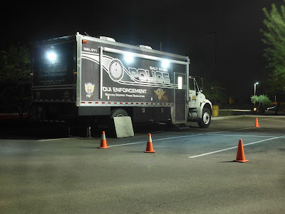 Salt River Mobile DUI Processing Truck