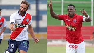 Deportivo Municipal Lima vs Juan Aurich
