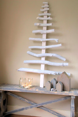 DIY Christmas Tree - DIY Kerstboom Hout van Jalien.nl