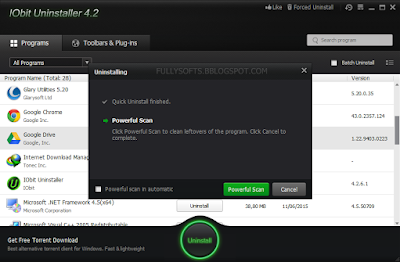 Download IObit Uninstaller 4.2.6.1 Final Terbaru