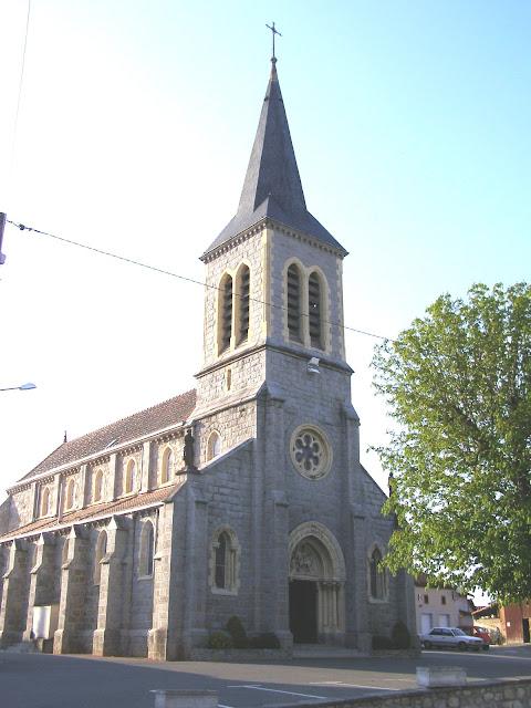 église de Bussy-Albieux