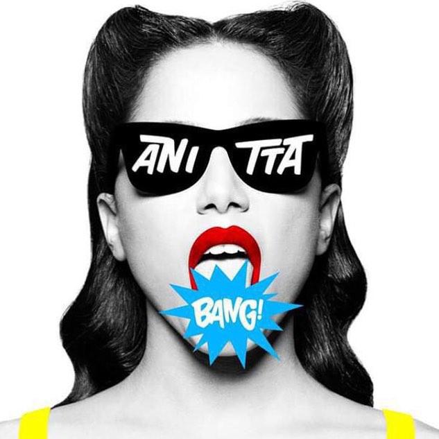 Bangerz de Miley Cyrus é lançado por Anitta em seu novo álbum