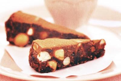 Milk chocolate panforte desserts recipes