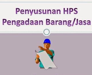Bimtek Penyusunan HPS