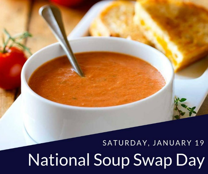 National Soup Swap Day logo