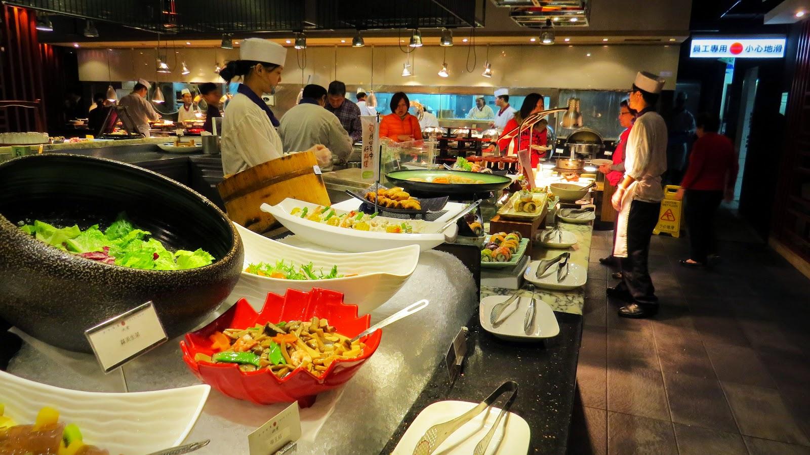 【食記】欣葉日本料理(館前店)。精緻美味吃到飽更勝饗食!? - 咖尼馬管家的筆記