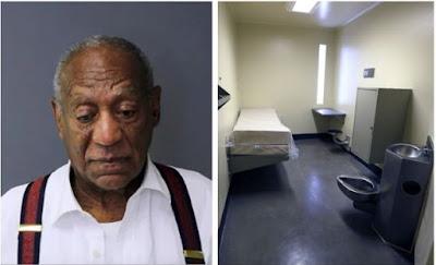 See Brand New $400m Prison Where Bill Cosby Will Serve