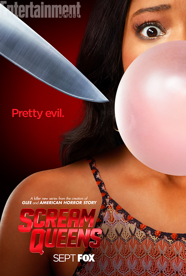 Assistir Scream Queens 1 Temporada Online Dublado e Legendado