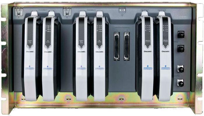 DeltaV DCS System Hardware