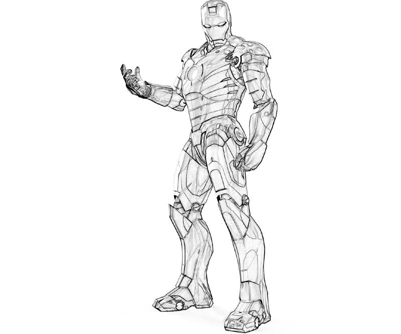 mark 42 coloring pages - photo#36
