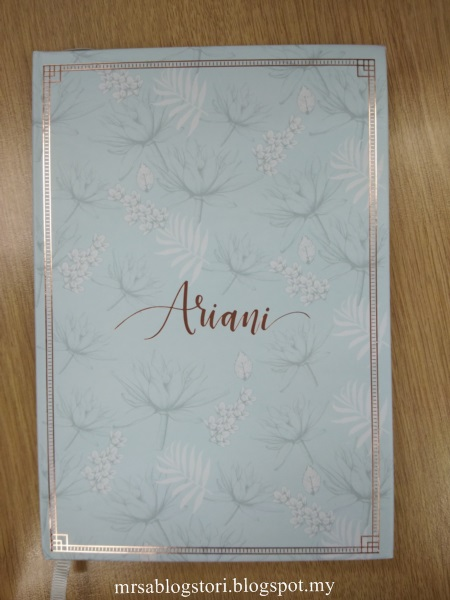 Ariani note book