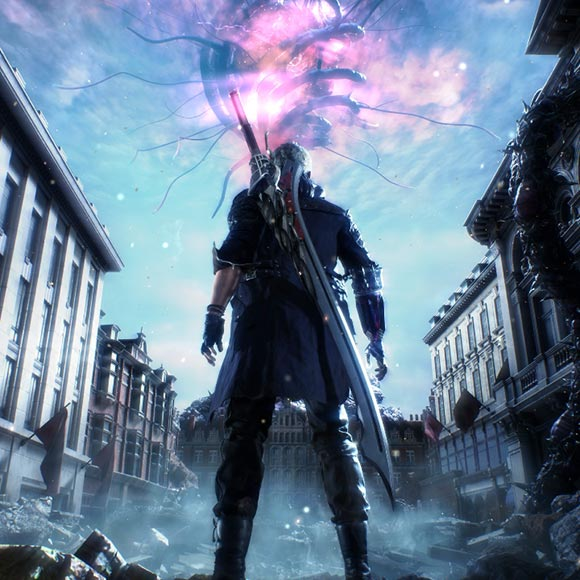 Devil May Cry 5 Wallpaper Engine