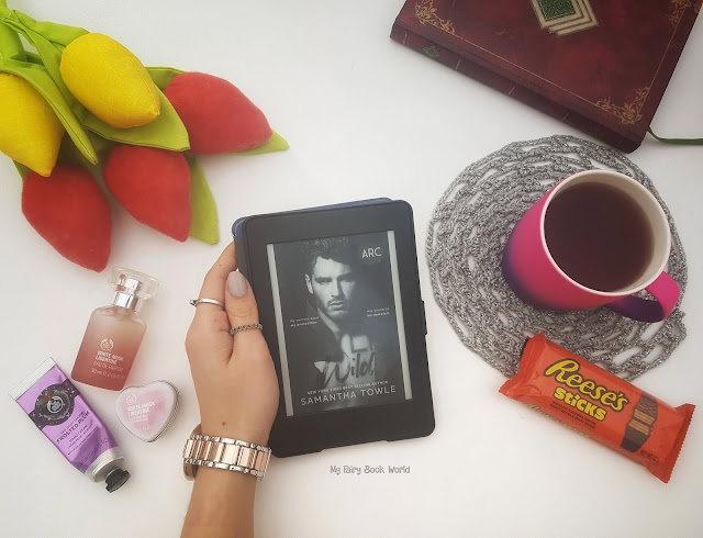 Czytam w oryginale || Samantha Towle - River Wild