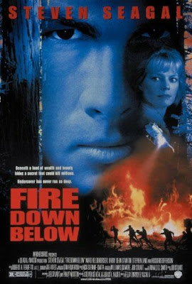 Sinopsis film Fire Down Below (1997)