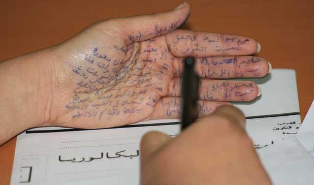 Les tricheurs du bac au Maroc n'iront finalement pas en prison