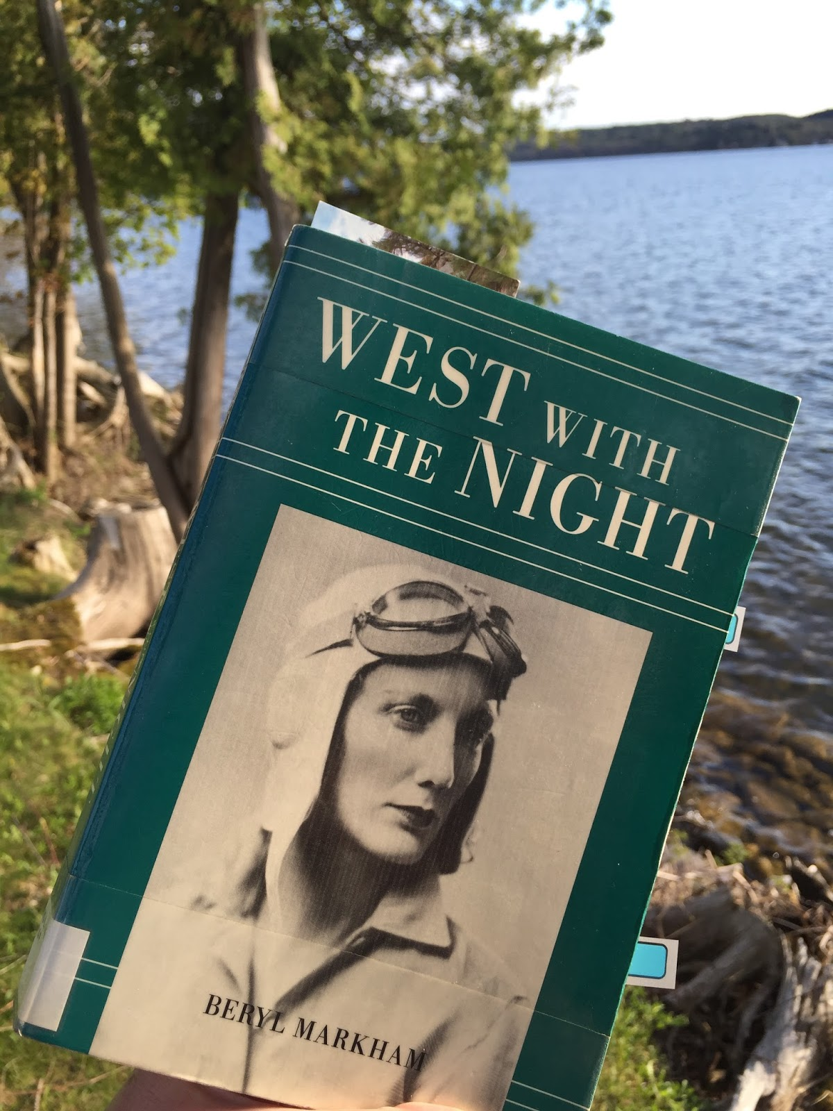 In this case, the real thing is West With the Night by Beryl Markham.  Again, I borrowed the book from the library and downloaded the audio  version narrated ...