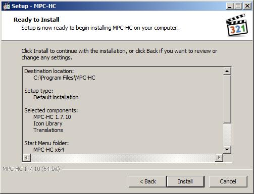 تحميل media player classic عملاق تشغيل الفيديوات في آخر نسخة