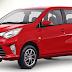 Kredit Toyota Calya November 2017