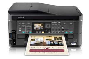 Epson WorkForce 633 Printer Driver Downloads & Software for Windows