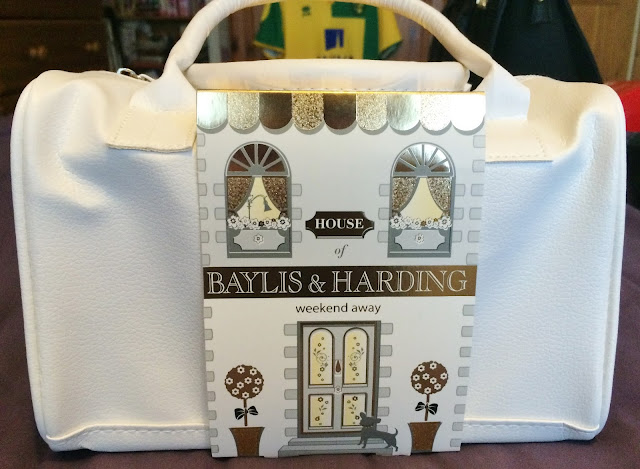 House of Baylis and Harding weekend away