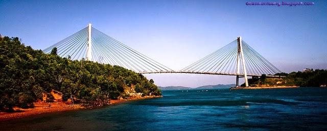 Nama Resmi Jembatan Barelang | Maskot Wisata Batam
