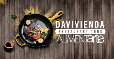 Davivienda Restaurant Tour Alimentarte Bogota