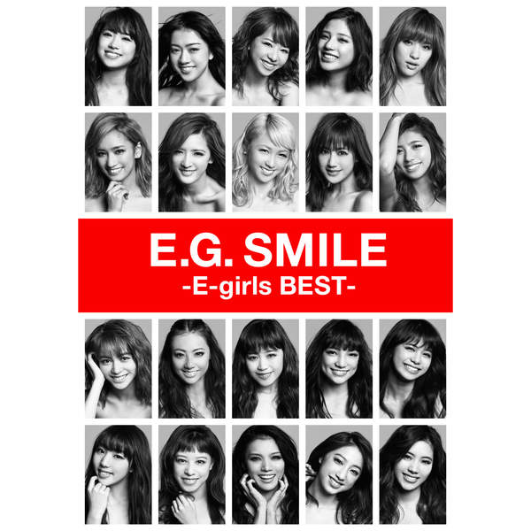[Album] E-girls – E.G. SMILE -E-girls BEST- (2016.02.10/MP3/RAR)