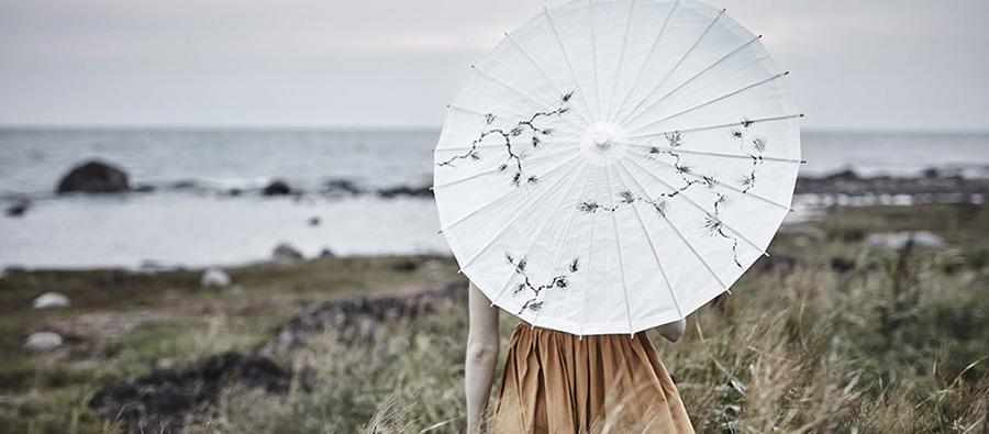 Ispirazione giapponese per la nuova collezione wallpaper di sandberg