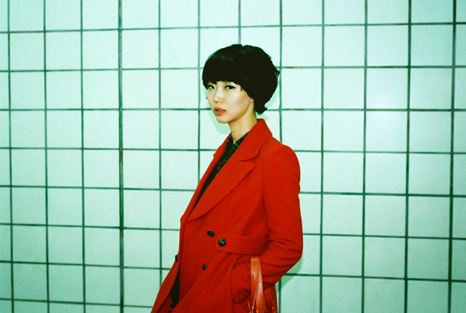 ©Mira Heo - Self-portrait. Fotografía | Photography