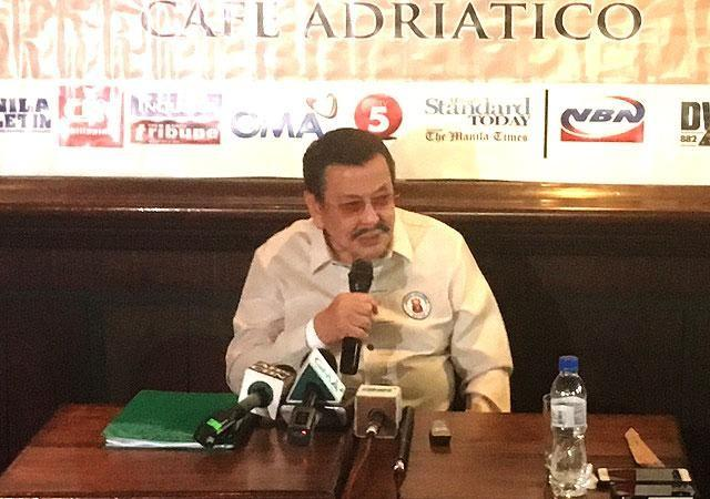 MUST READ: Erap Calls For The Arrest Of 16 Manila Gov't Officials And Cops Involved In Drugs!