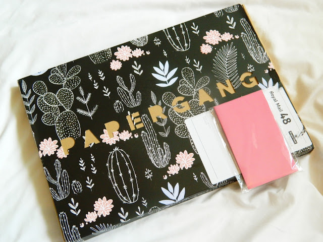 The May Papergang Box, Papergang Box, May Papergang, The Papergang,
