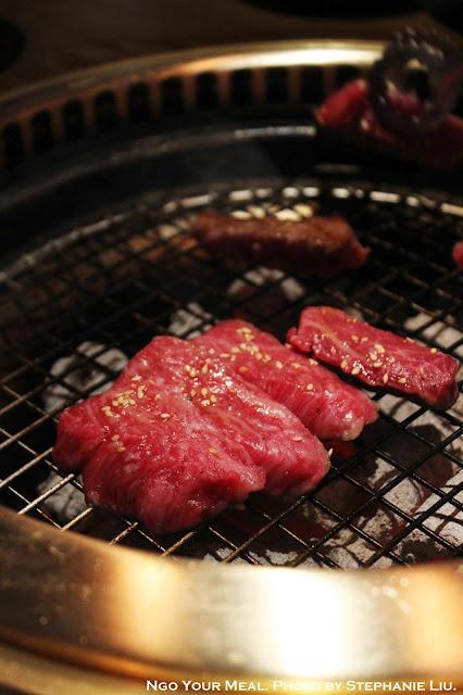 Beef Diaphragm at 大腕 in Taiwan
