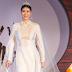 Hà Kiều Anh làm vedette cho bộ sưu tập áo dài của NTK Đức Hùng