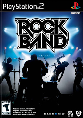Rock Band (PS2) 2007