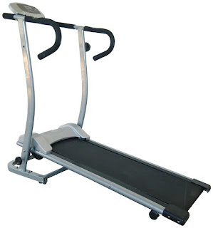 Sunny Health & Fitness SF-T1409M Magnetic Manual Treadmill, picture, image, review features & specifications