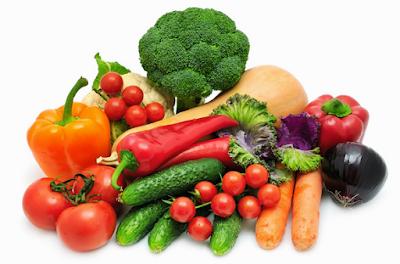 Daftar Nama Sayuran Dalam Bahasa Inggris dan artinya