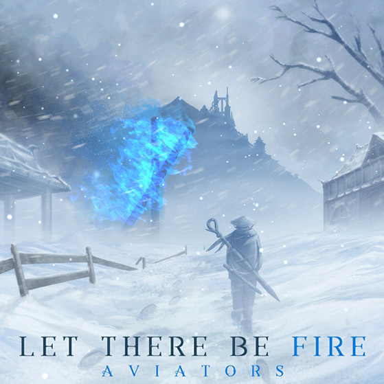 Aviators - Let There Be Fire Wallpaper Engine